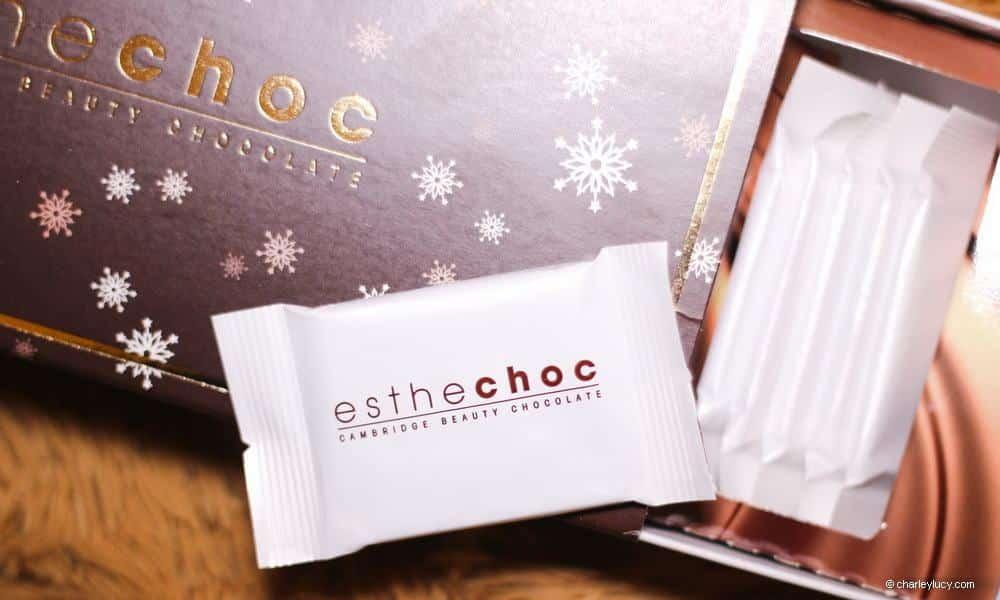 Esthechoc, le chocolat qui sublime votre beauté