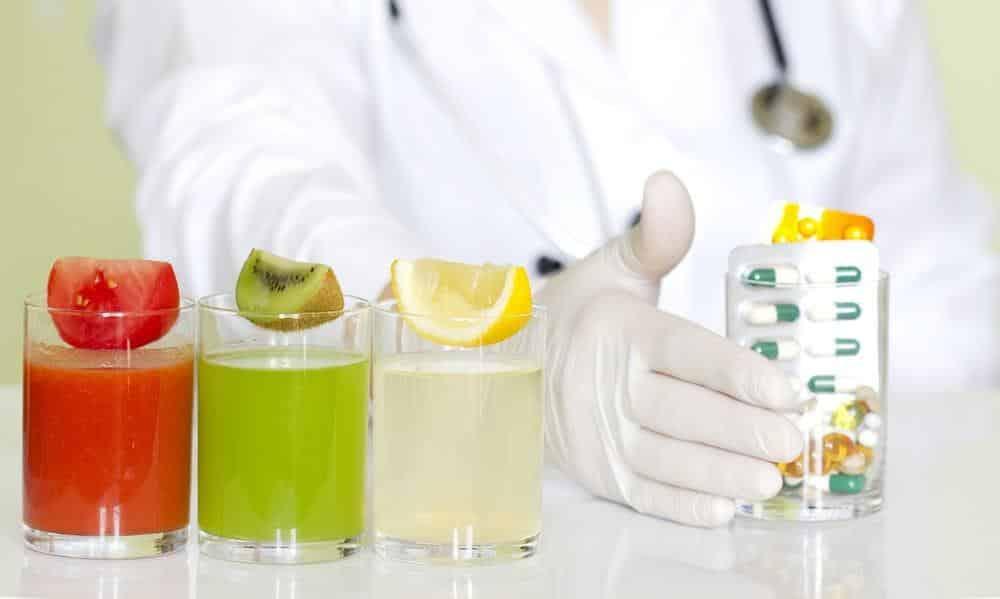 Les fruits et légumes contribuent de manière probable à diminuer le risque de prise de poids, de surpoids et d'obésité, eux-mêmes facteurs de risque de plusieurs cancers