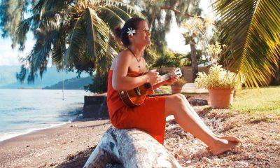 Sabrina Laughlin fait une éloge à son île natale de Taha'a