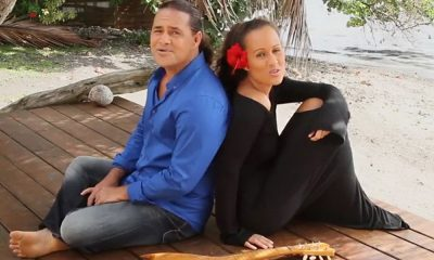 Une belle chanson interprétée en duo par Grace et Tapuarii Laughlin