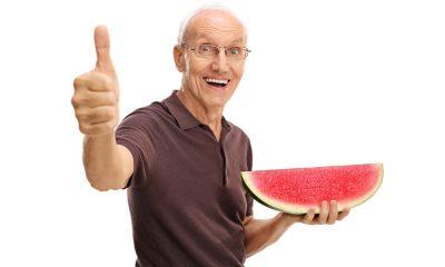 Surpoids, déshydratation, œdème, goutte, diurétique, calcul rénal, acné, constipation, récupération musculaire : on soigne tout avec la pastèque.