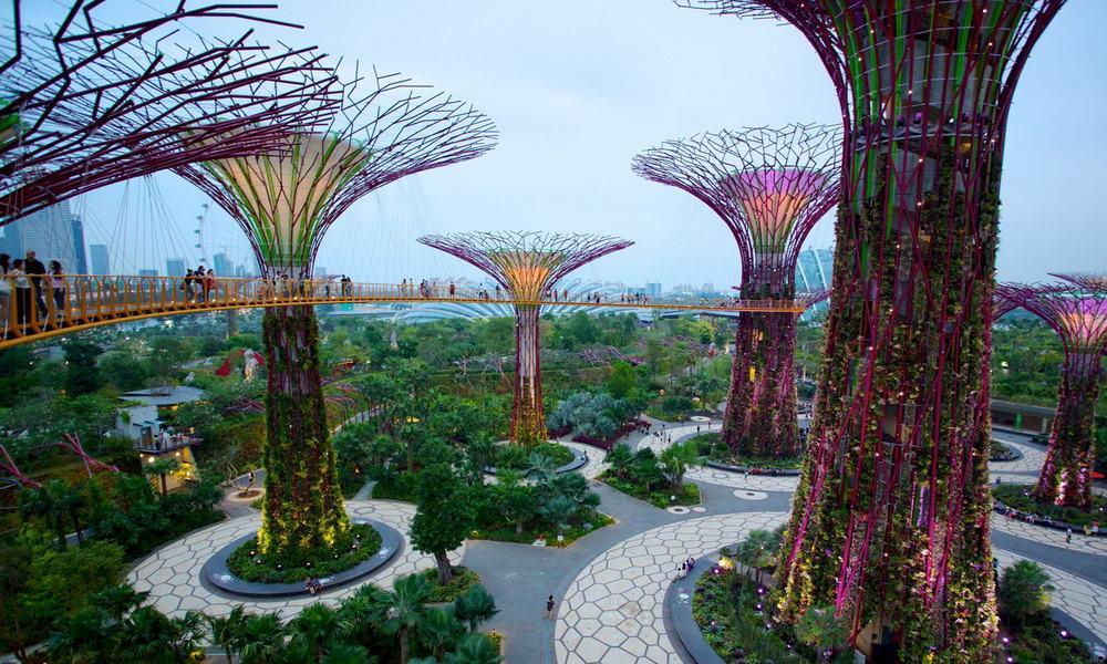 Visiter Singapour pendant sa retraite, c'est une expérience unique