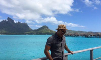 """Eto interprète cette belle chanson tahitienne """"Bora Bora Nui E"""""""