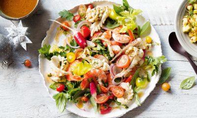Deux recettes de vinaigrette originales pour varier vos envies de salades