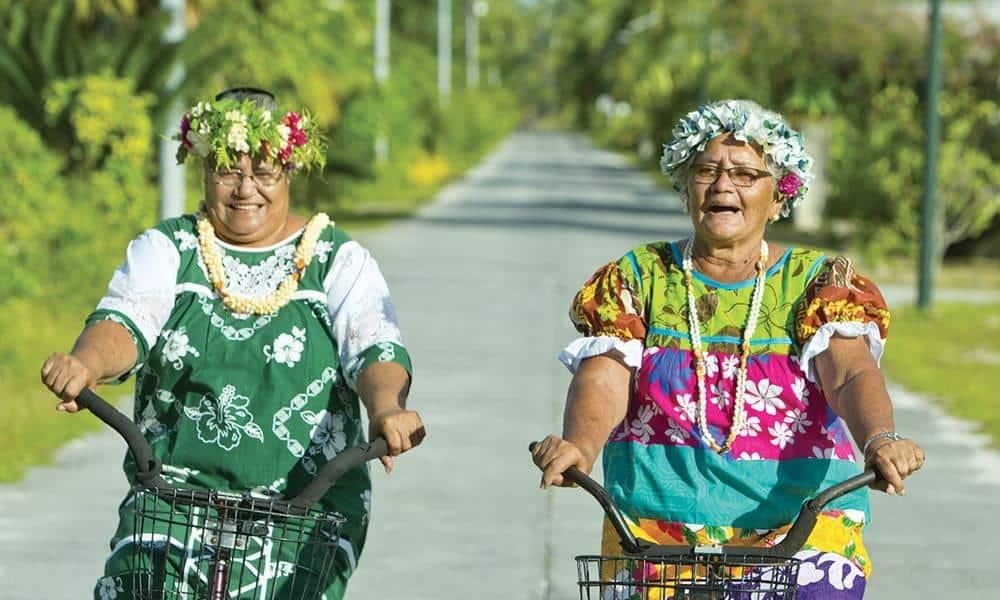 A la retraite ou pas, la pratique d'une activité physique est encore plus importante pour un senior