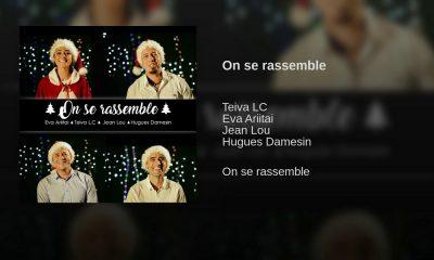 Pour se préparer à accueillir Noël, Teiva LC,Eva Ariitai, Jean Lou et Hugues Damesin nous interprètent «On se rassemble».