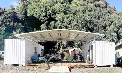 Le premier centre d'accueil de personnes âgées de Tahiti est à Arue