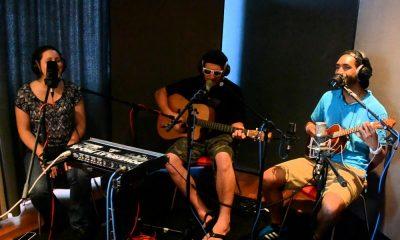 Marina PAYET, Paul et Maui nous interprètent Te Pua No'ano'a