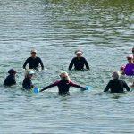 Aquagym en mer : Voici pourquoi on devrait en faire après 50 ans