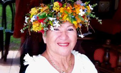 Colette Pugibet, une polynésienne qui force le respect