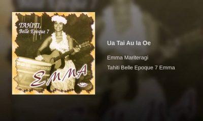 Aujourd'hui, pour la video de la semaine, nous accueillons Emma Terangi qui nous interprète 'Ua ta'i au ia 'oe.