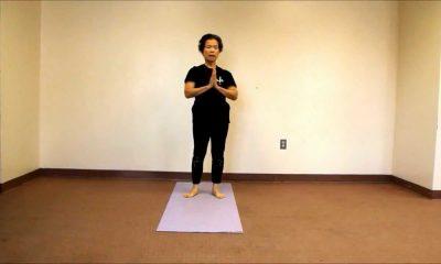 Exercices - Tai Chi Intégral : la prosternation