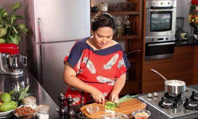Chef Maheata nous montre sa recette de salade de quinoa au thon