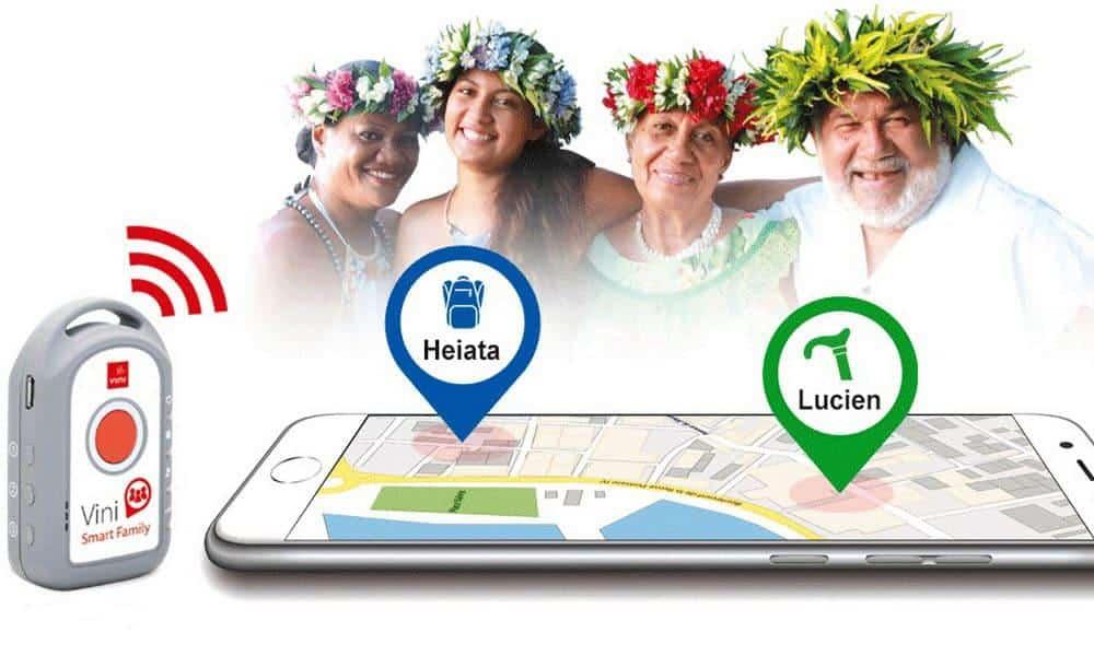 Vini Smart Family : une balise connectée pour veiller sur nos matahiapo