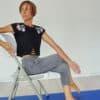 Apprenons à bien étirer notre colonne vertébrale avec Isabelle Balland