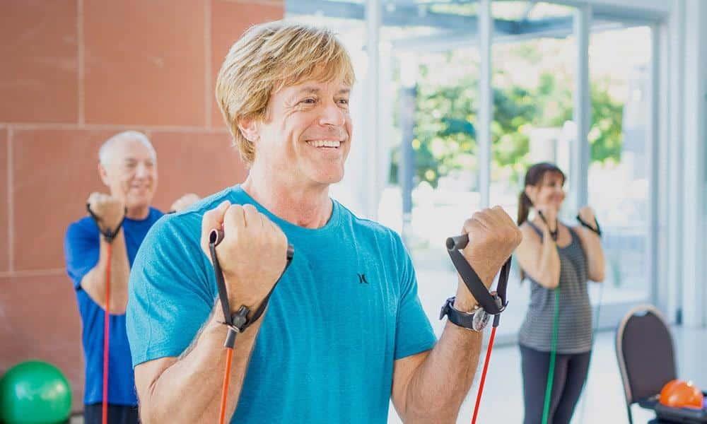 Fitness : pourquoi faut-il en faire après 50 ans