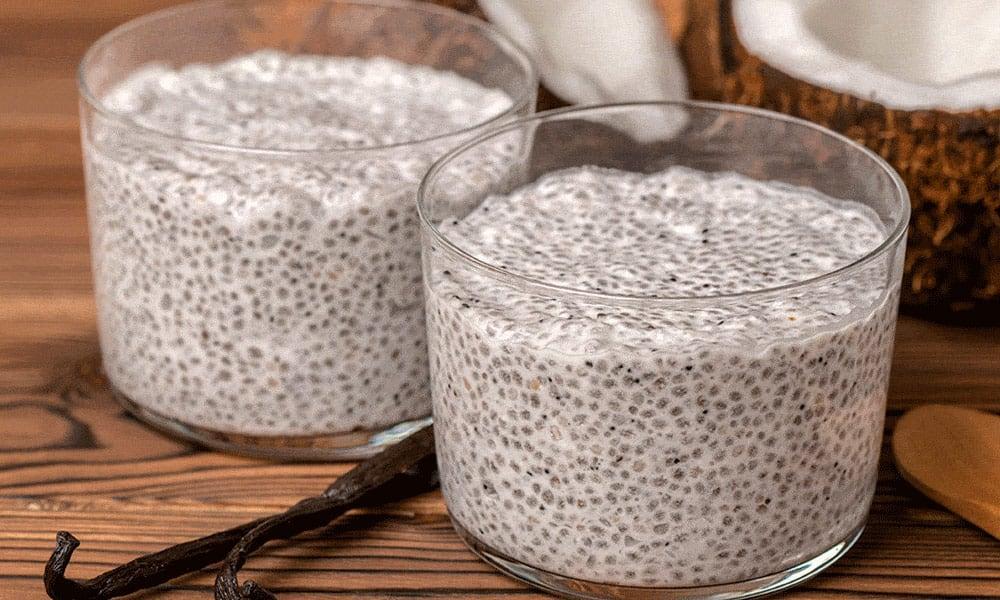 Graines de chia : pourquoi c'est bon pour les quinquas et les plus âgés