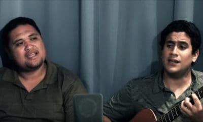 Jimmy et Mana nous interprètent Dans ce désert