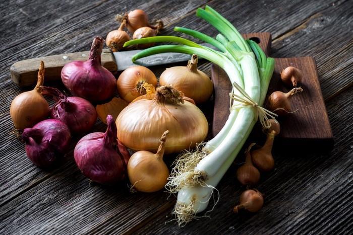 De l'ail et de l'oignon pour réduire le risque de cancer colorectal