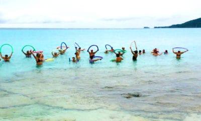 Aquagym en mer et Tai Chi Intégral au programme