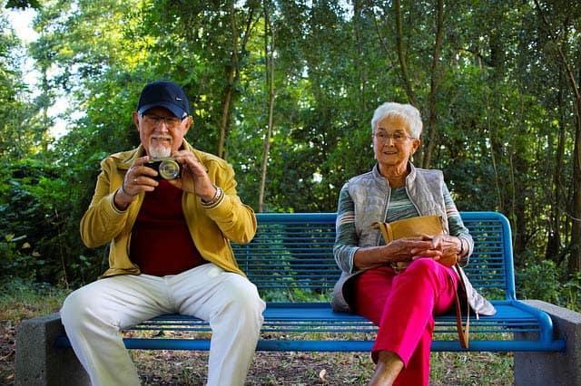 A la retraite, un senior a encore droit au bonheur