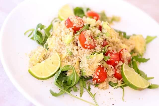 Garder la taille quand on est senior, c'est possible en mangeant du quinoa