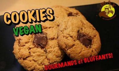 Maxime nous montre sa recette de cookies vegan faciles et gourmands