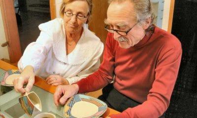 Au-delà d'un âge avancé, les seniors peuvent souffrir de dénutrition