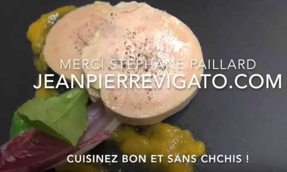 Les seniors apprécieront cette recette de foie gras maison pour le réveillon de Noël.
