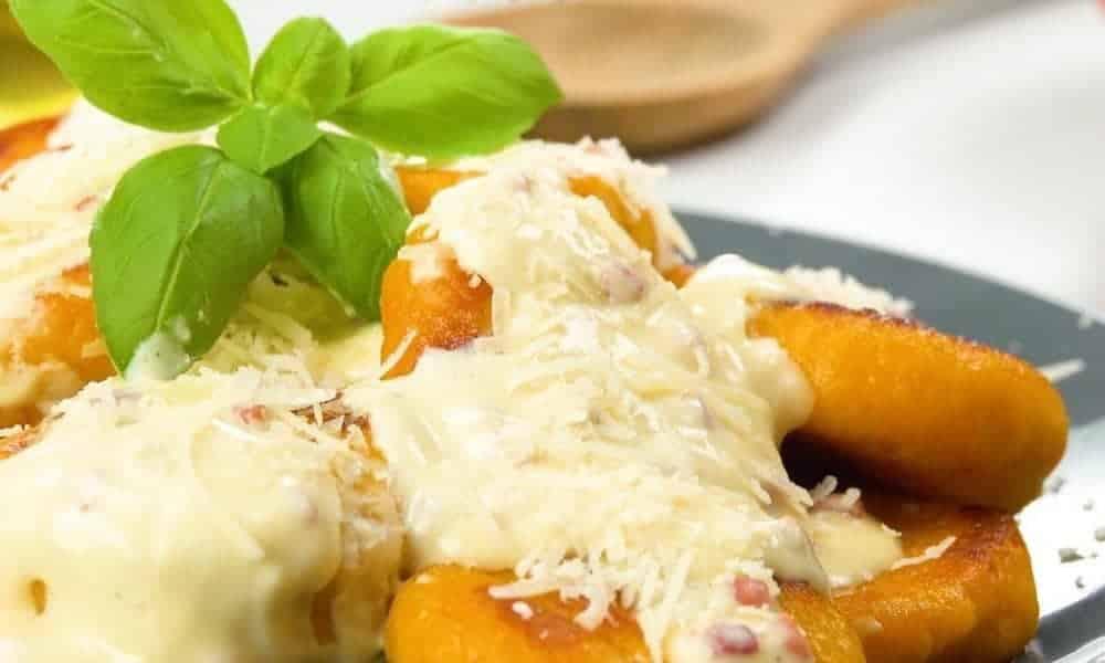 Ces gnocchis à la citrouille et aux pommes de terre vont vous surprendre