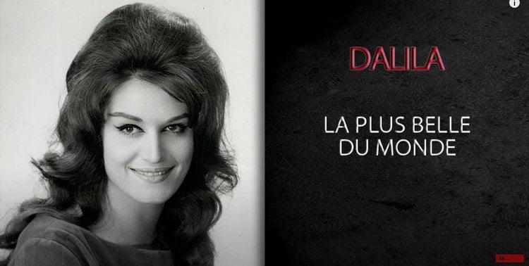 """Tous les quinquas et seniors vont adorer écouter à nouveau Dalida chanter """"maman tu es la plus belle du monde""""."""